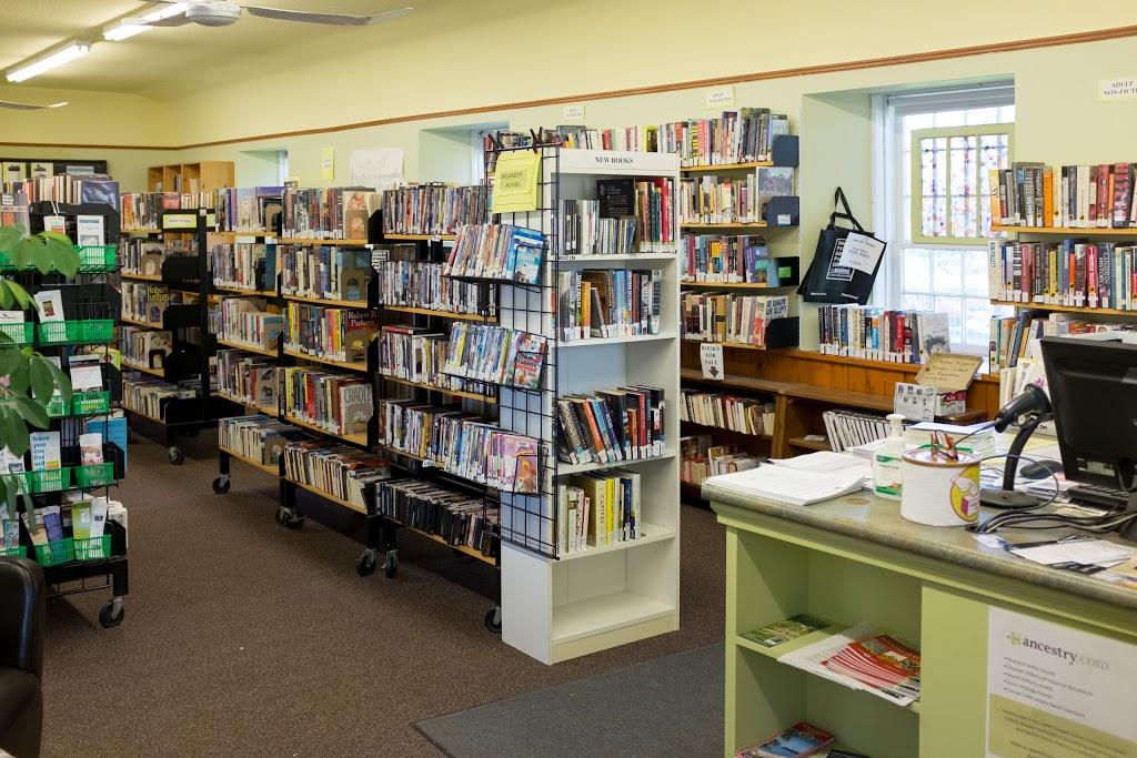 Ameliasburgh Public Library   library   809 Whitney Rd, Ameliasburgh, ON K0K 1A0, Canada   6139689327 OR +1 613-968-9327