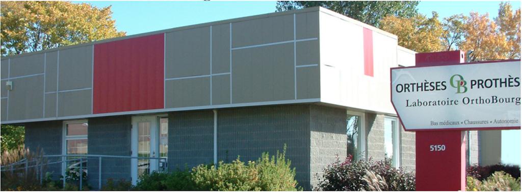 Laboratoire Orthobourg Orthèses Prothèses | health | 5150 Boulevard Henri-Bourassa, Québec, QC G1H 3A8, Canada | 4186244999 OR +1 418-624-4999