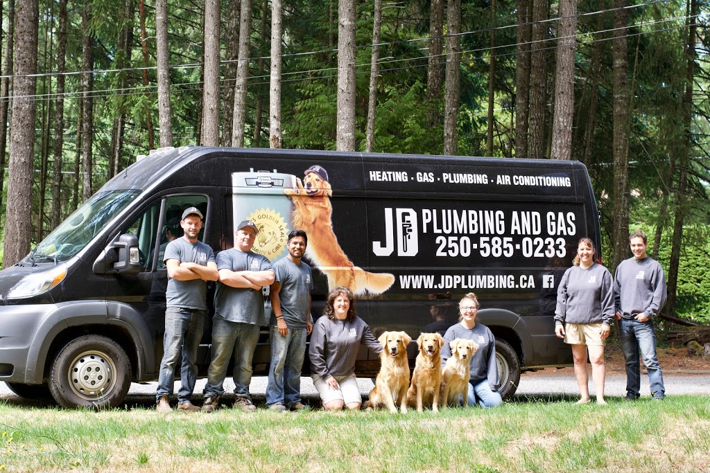 JD Plumbing and Gas - 24 hour service in Nanaimo | home goods store | 1550 Marban Rd, Nanaimo, BC V9X 1A1, Canada | 2505850233 OR +1 250-585-0233