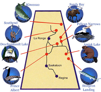 Peter Ballantyne Cree Nation   point of interest   2300 10 Ave W, Prince Albert, SK S6V 6Z1, Canada   3069534400 OR +1 306-953-4400