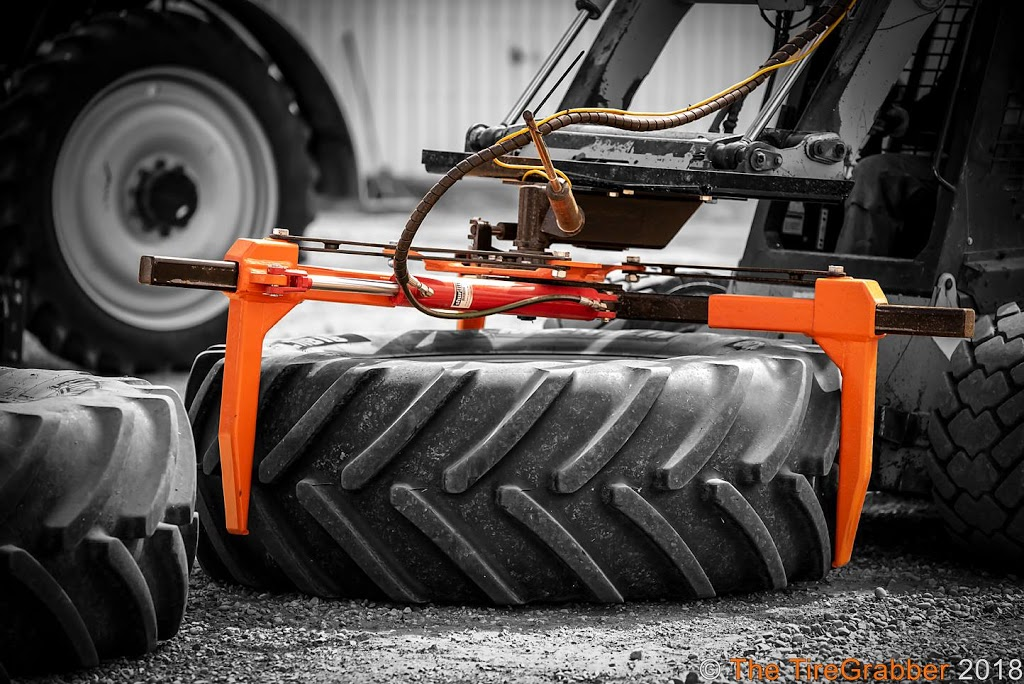 The Tire Grabber | point of interest | Ring Rd #1, Ferintosh, AB T0B 1M0, Canada | 7806784288 OR +1 780-678-4288