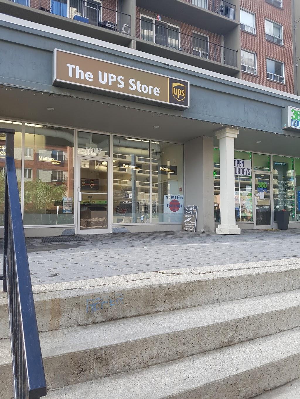 The UPS Store | store | 11007 Jasper Ave, Edmonton, AB T5K 0K6, Canada | 7804485898 OR +1 780-448-5898
