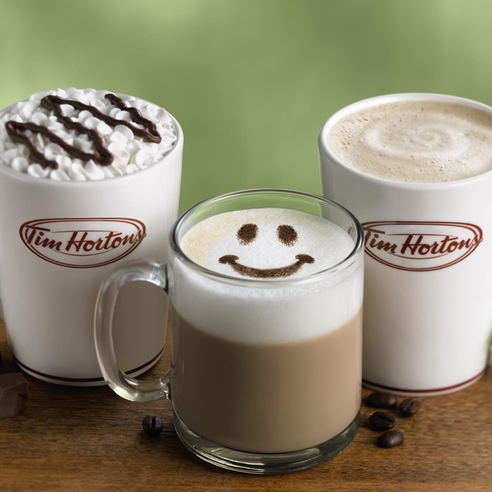 Tim Hortons | cafe | 19971 72 Ave, Langley City, BC V2Y 3J2, Canada | 6045341557 OR +1 604-534-1557