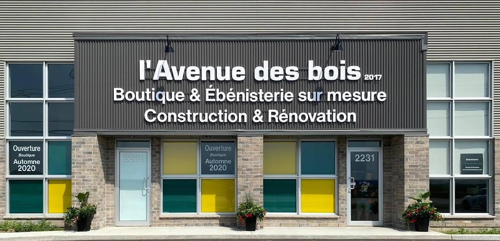 LAvenue des bois 2017   point of interest   2231 Boulevard Barrette, Lourdes-de-Joliette, QC J0K 1K0, Canada   4507552399 OR +1 450-755-2399