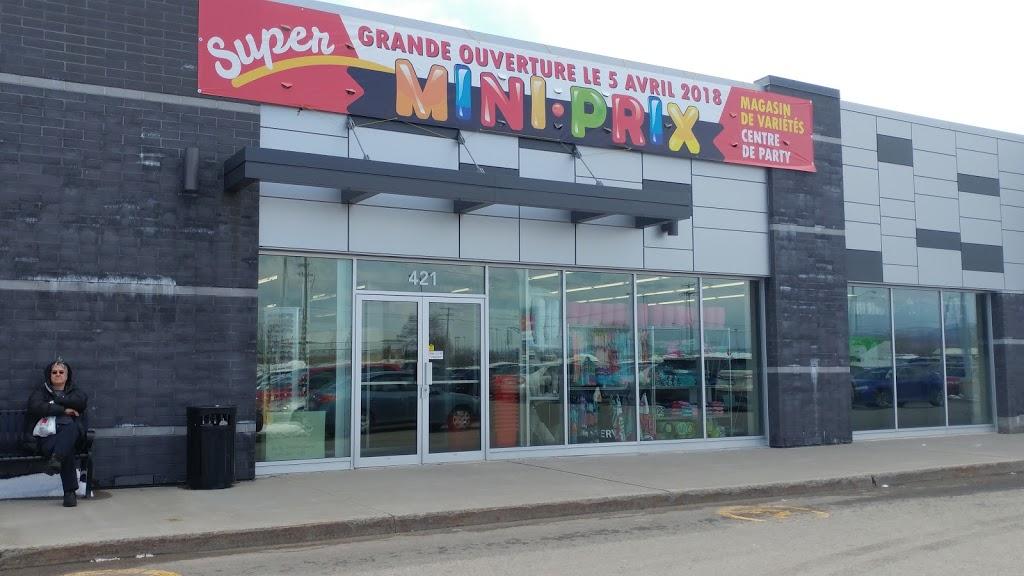 Mini Prix | home goods store | 421 Rue Soumande, Québec, QC G1M 2X6, Canada