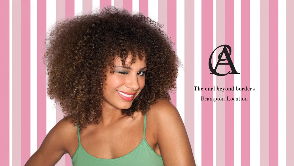 The Curl Ambassadors Curly Hair Salon | hair care | 480 Chrysler Dr Unit 43, Brampton, ON L6S 0C1, Canada | 9057923252 OR +1 905-792-3252