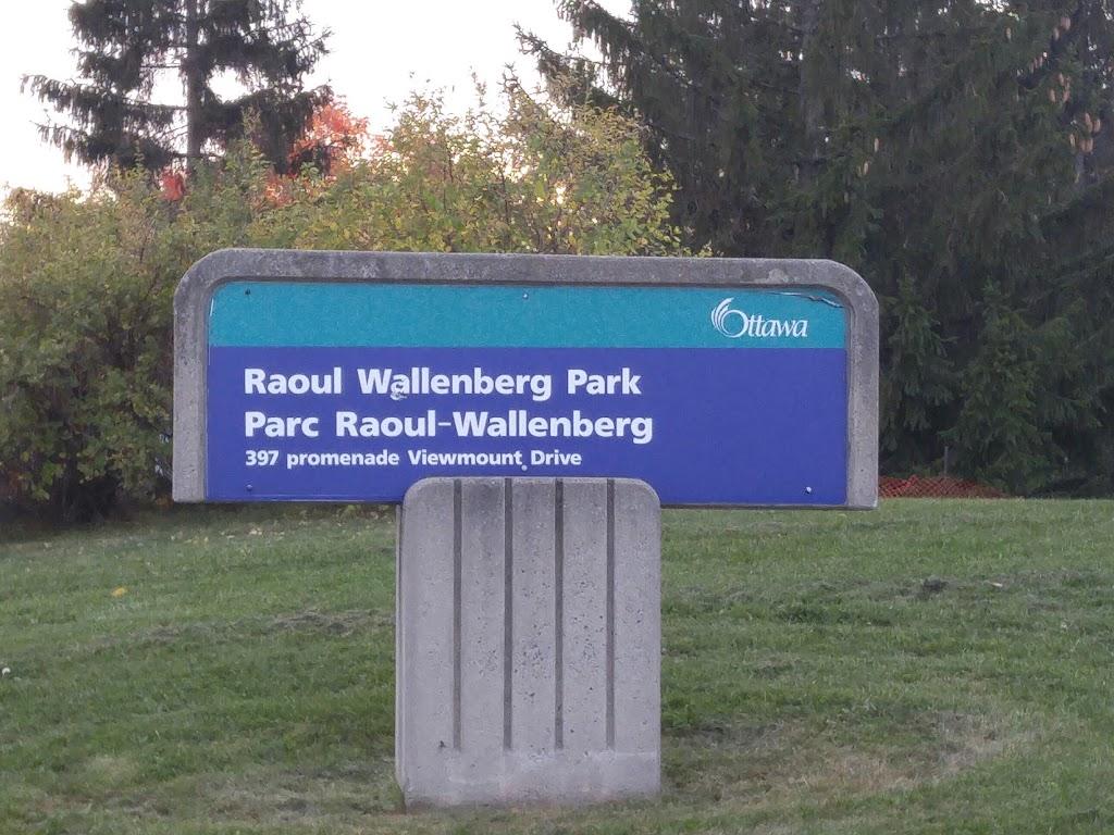 Raoul Wallenberg Park | park | 397 Viewmount Dr, Nepean, ON K2E 7P1, Canada