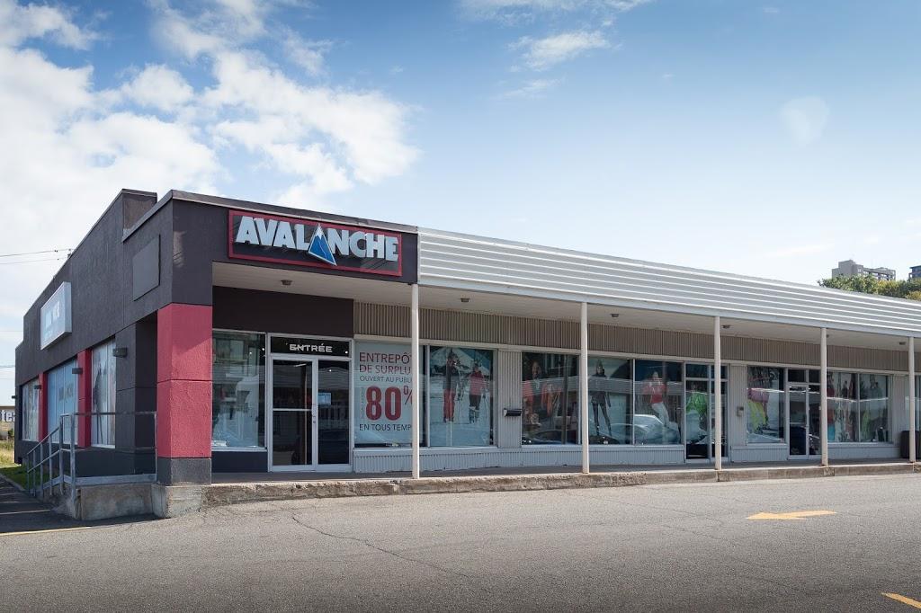 Bazar Avalanche | clothing store | 1375-01 Rue Frank-Carrel, Québec, QC G1N 2E7, Canada | 4185276886 OR +1 418-527-6886