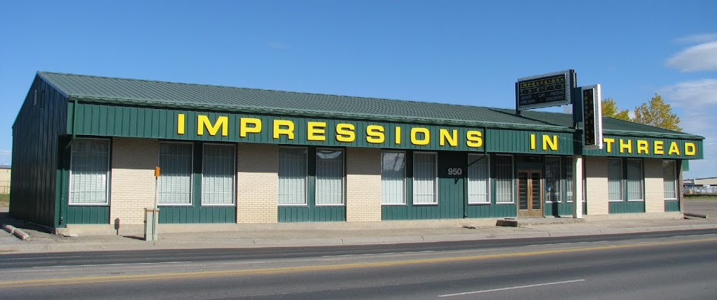 Impressions In Thread | clothing store | 950 Arcola Ave, Regina, SK S4N 0S5, Canada | 3063478072 OR +1 306-347-8072