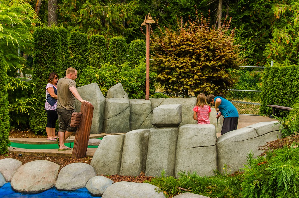 Riptide Lagoon Adventure Golf | point of interest | 1000 Resort Dr, Parksville, BC V9P 2E3, Canada | 2502488290 OR +1 250-248-8290