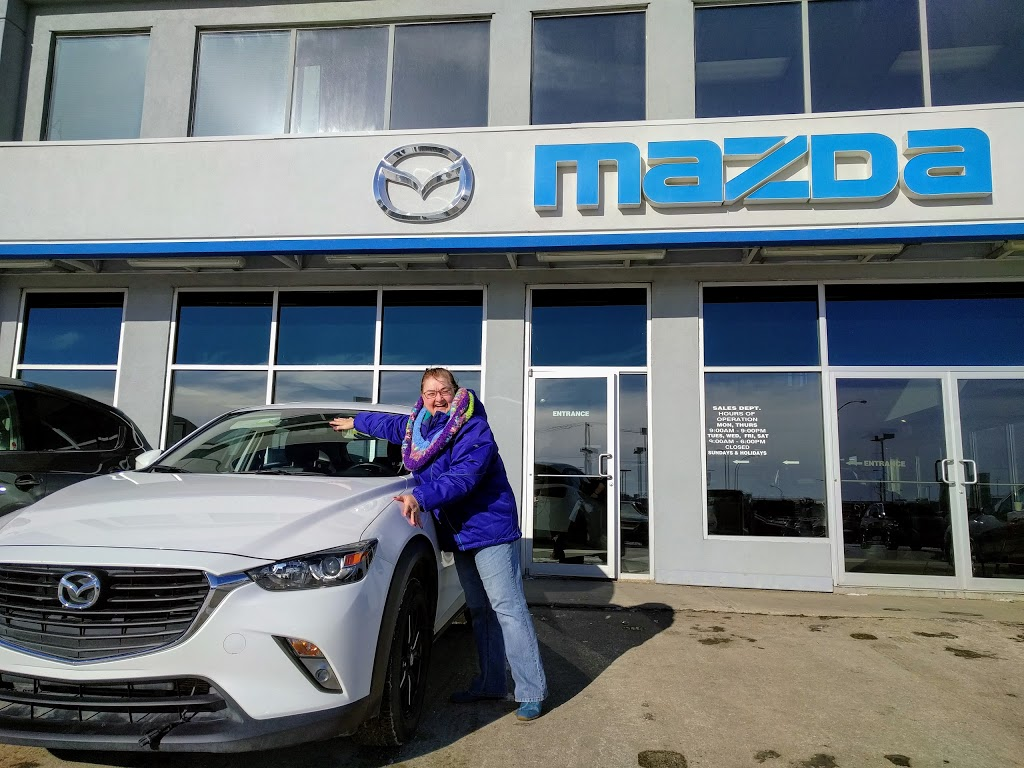 Regina Mazda Sales | car dealer | 600 Broad St, Regina, SK S4R 8H8, Canada | 3065433345 OR +1 306-543-3345