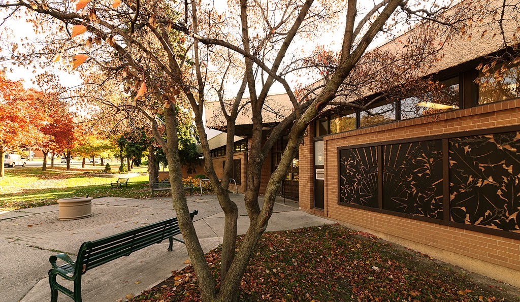 Toronto Public Library - Amesbury Park Branch | library | 1565 Lawrence Ave W, North York, ON M6L 1A8, Canada | 4163955420 OR +1 416-395-5420