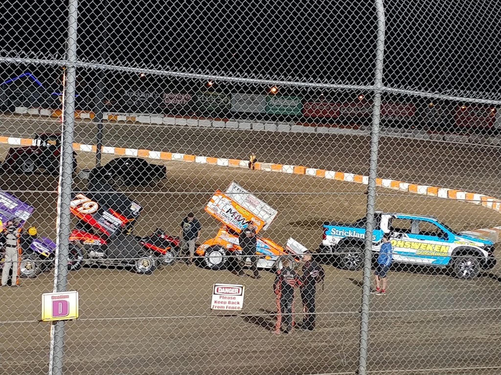 Ohsweken Speedway   point of interest   1987 Chiefswood Rd, Ohsweken, ON N0A 1M0, Canada   5197170023 OR +1 519-717-0023