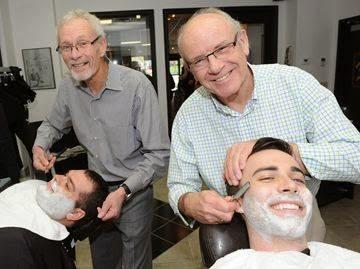 DAVID E. WHITE Barbershop   hair care   DAVID E. WHITE, 171 Queens Avenue, London, ON N6A 5J7, Canada   5196420777 OR +1 519-642-0777