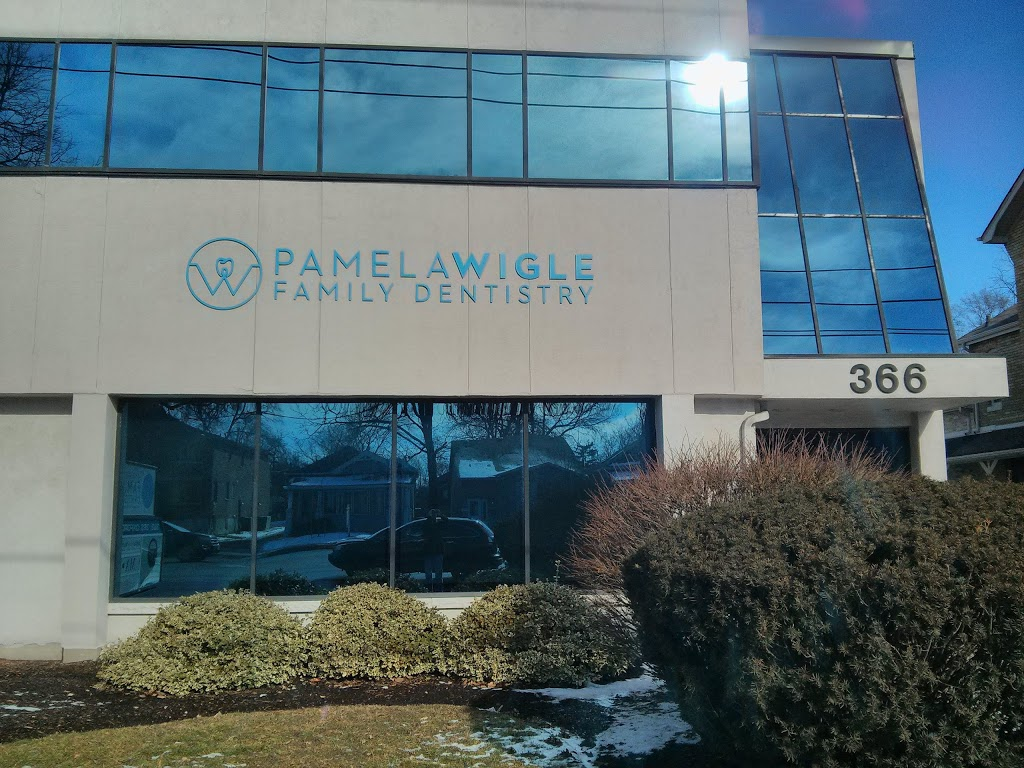 Pamela Wigle Family Dentistry | dentist | 366 Oxford St E, London, ON N6A 1V7, Canada | 5199368051 OR +1 519-936-8051