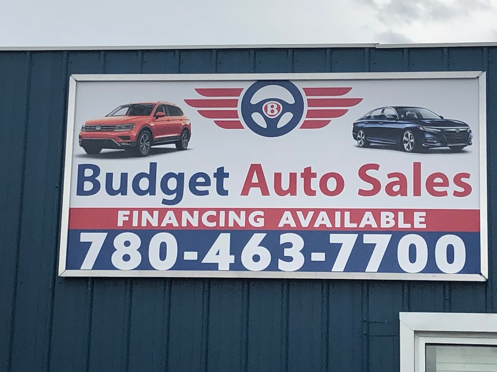 BUDGET AUTO SALES | car dealer | 4919 74 Ave NW, Edmonton, AB T6B 2H6, Canada | 7807070377 OR +1 780-707-0377