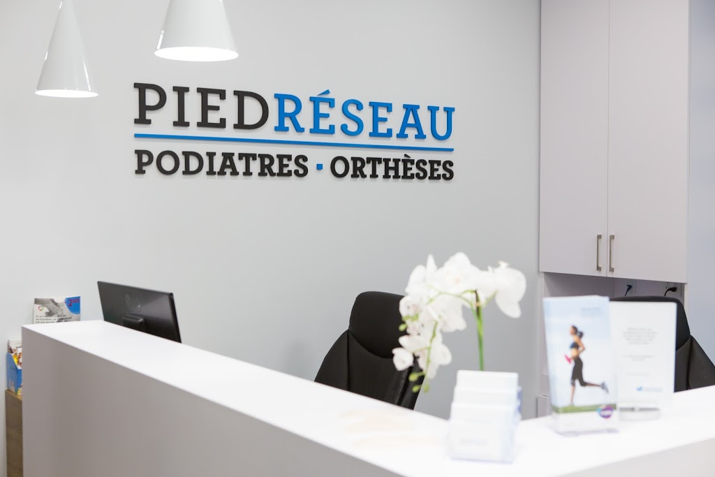 PiedRéseau Granby - Podiatres et orthèses | doctor | 800 Rue Principale # 108, Granby, QC J2G 2Y8, Canada | 4503724735 OR +1 450-372-4735