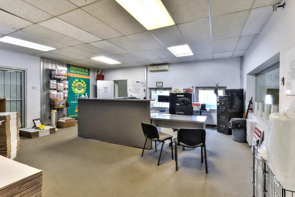 Depotium Mini-entrepôt - Longueuil | storage | 1819 Rue Montcalm, Saint-Hubert, QC J4T 2C5, Canada | 4509000733 OR +1 450-900-0733