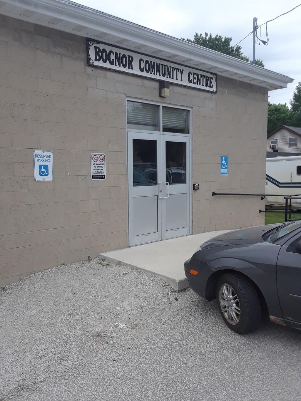 Bognor Community Centre   point of interest   Bognor, ON N0H 1E0, Canada   5193729771 OR +1 519-372-9771