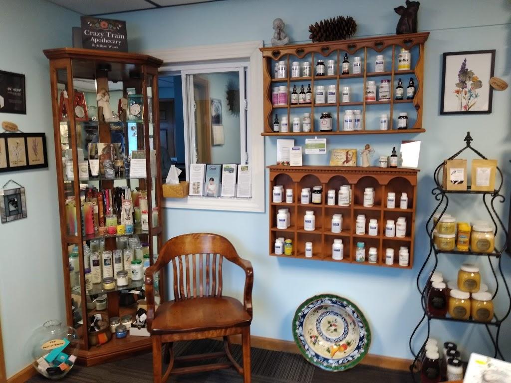 Crazy Train Apothecary   store   900 Center St, Lewiston, NY 14092, USA   7163614139 OR +1 716-361-4139