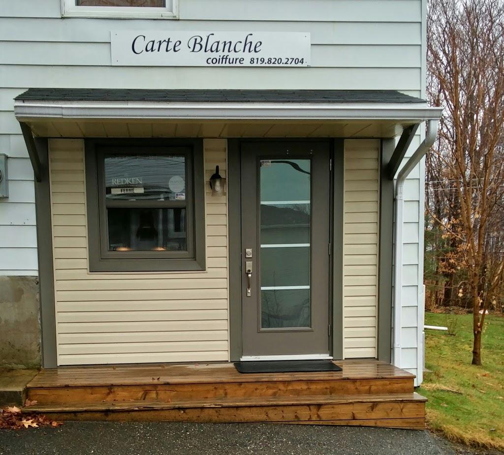 Carte Blanche Coiffure   hair care   752 Rue Victoria, Sherbrooke, QC J1H 3J8, Canada   8198202704 OR +1 819-820-2704