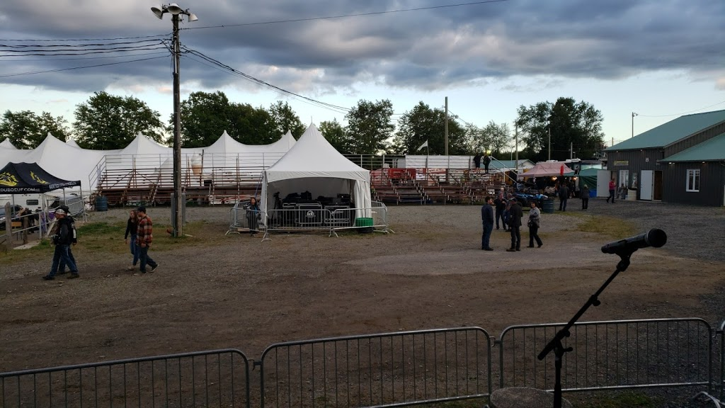 Beef Festival   point of interest   1910 Route Dublin, Inverness, QC G0S 1K0, Canada   4184532592 OR +1 418-453-2592