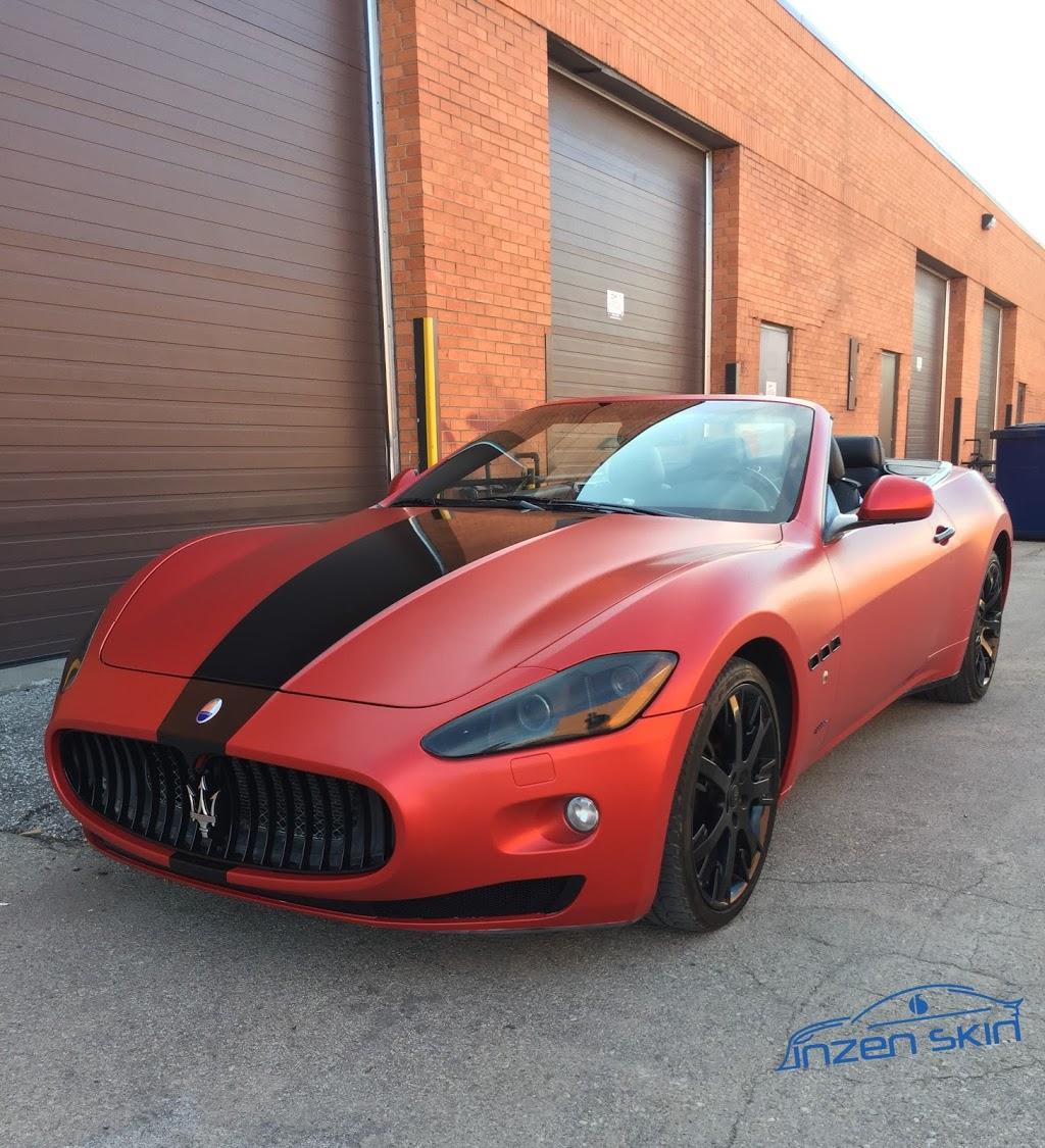 InzenSkin (Toronto & Vaughan Vinyl Wrap & PPF)   car repair   161 N Rivermede Rd #2, Concord, ON L4K 3N6, Canada   6476876199 OR +1 647-687-6199