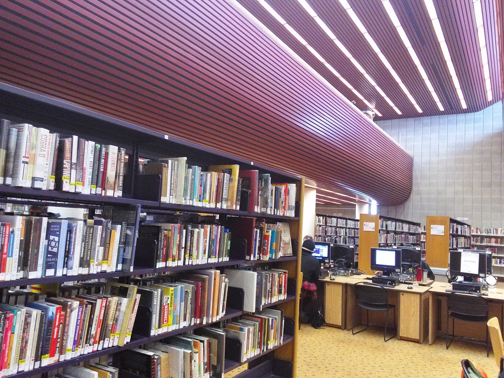 Toronto Public Library - Albert Campbell Branch | library | 496 Birchmount Rd, Scarborough, ON M1K 1N8, Canada | 4163968890 OR +1 416-396-8890