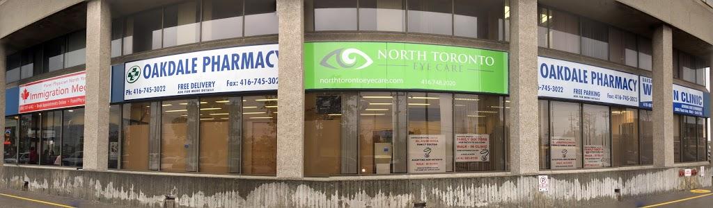 Oakdale Pharmacy   health   2065 Finch Ave W, North York, ON M3N 2V7, Canada   4167453022 OR +1 416-745-3022