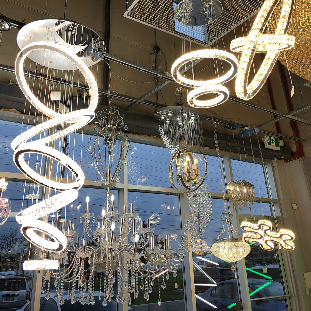 Royce Lighting | home goods store | 1200 Derry Rd E #9, Mississauga, ON L5T 1B6, Canada | 6478682962 OR +1 647-868-2962