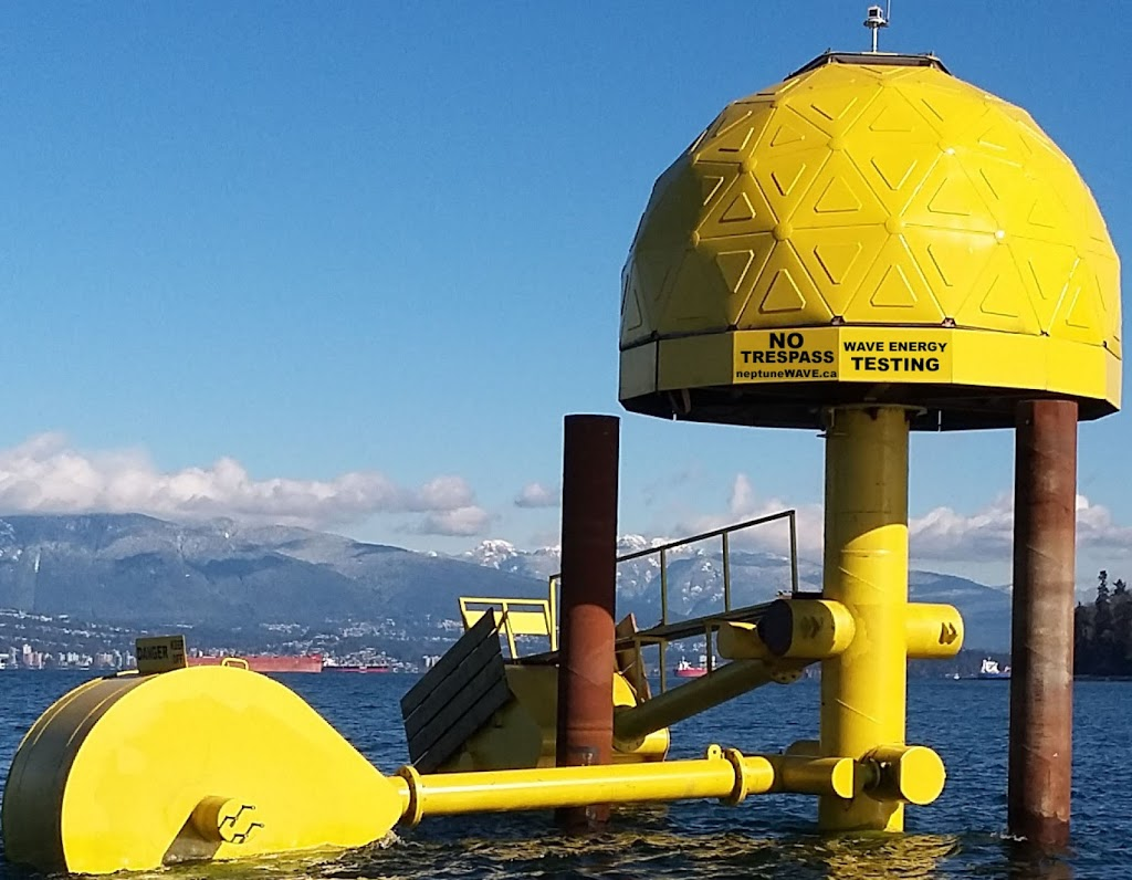 Wave Energy Testing | museum | 419, 525 Wheelhouse Square, Vancouver, BC V5Z 4L8, Canada | 6046265901 OR +1 604-626-5901