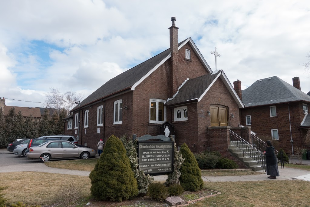 Church of the Transfiguration | church | 11 Aldgate Ave, Etobicoke, ON M8Y 3L4, Canada | 4165038854 OR +1 416-503-8854