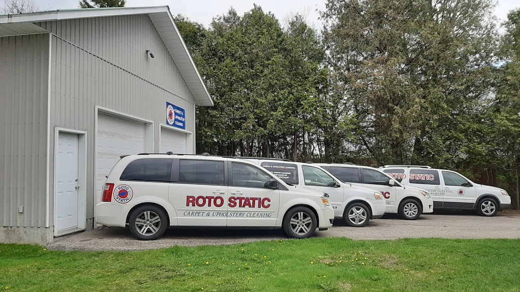 Roto Static Carpet and Upholstery Cleaning | laundry | 3507 Blair Rd, Lyn, ON K0E 1M0, Canada | 6133422154 OR +1 613-342-2154