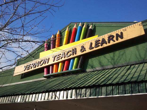 Vernon Teach & Learn | school | 3015 30th Ave, Vernon, BC V1T 2C1, Canada | 2505453611 OR +1 250-545-3611