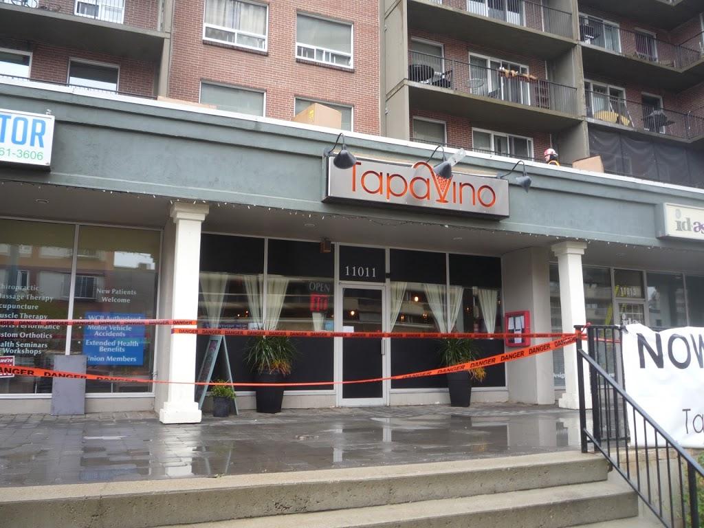 Tapavino   restaurant   11011 Jasper Ave, Edmonton, AB T5K 0K6, Canada   7807051101 OR +1 780-705-1101