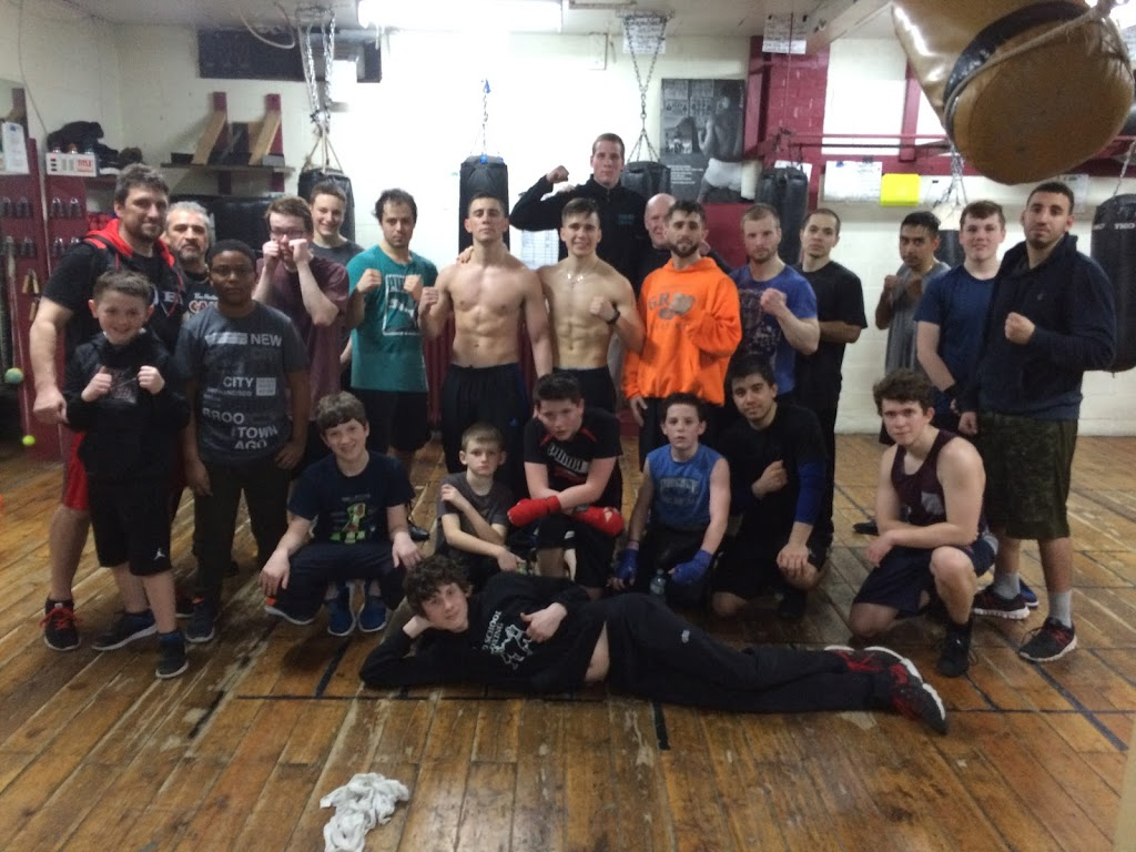Old School Boxing & Fitness - Gym | 12 Kenilworth Ave S, Hamilton
