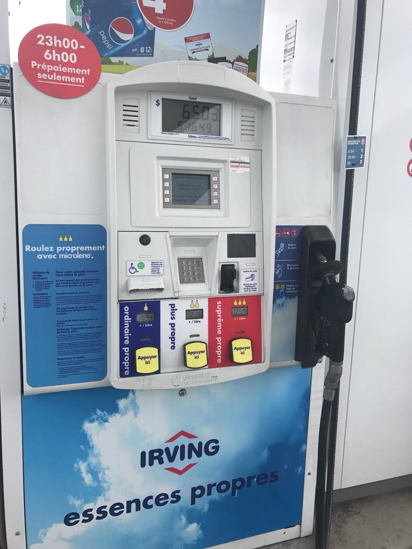 Irving Oil | gas station | 470 Avenue Saint-Sacrement, Quebec City, QC G1N 3Y3, Canada | 4186883356 OR +1 418-688-3356