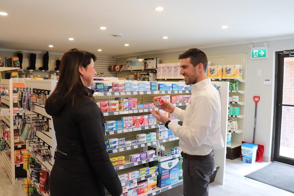 Boggio Grimsby Pharmacy   health   80 Main St W Unit 3, Grimsby, ON L3M 1R6, Canada   2894470134 OR +1 289-447-0134