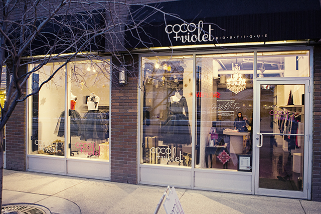 Coco And Violet | clothing store | 2500 4 St SW #17, Calgary, AB T2S 1X6, Canada | 4032446234 OR +1 403-244-6234