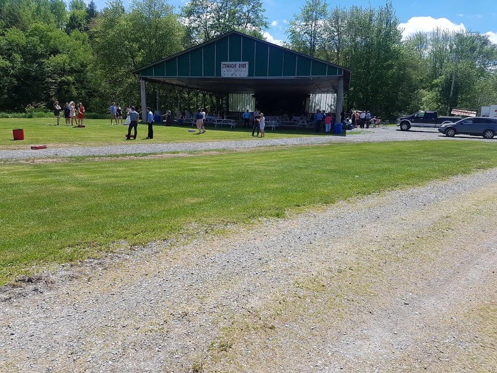 Stewiake River Park | park | 403 Stewiacke River Park Rd, MacKay Siding, NS B0N 2J0, Canada