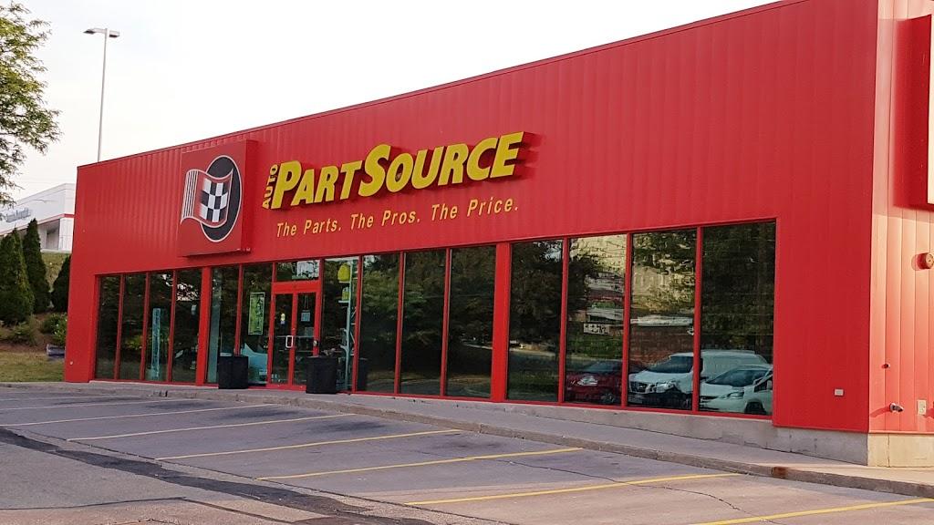 PartSource   car repair   272 Weber St N, Waterloo, ON N2J 3H6, Canada   5198862555 OR +1 519-886-2555