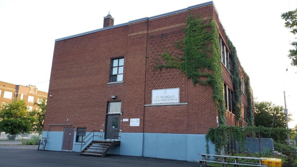 St. Nicholas Adult High School - Central Campus | school | 20 Graham Ave, Ottawa, ON K1S 0B7, Canada | 6132342768 OR +1 613-234-2768