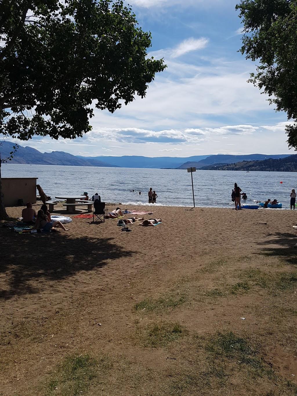 Watt Road Beach Access | park | 3274 Watt Rd, Kelowna, BC V1W 3C8, Canada