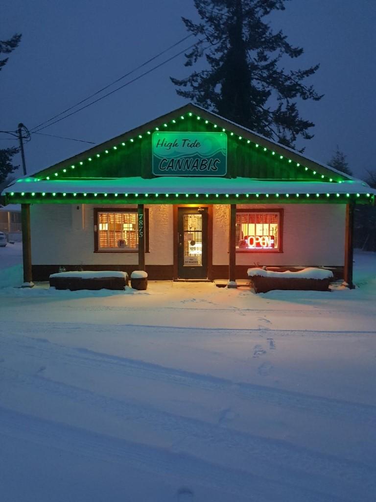 High Tide Cannabis | store | 7875 W Coast Rd, Sooke, BC V9Z 0R5, Canada | 2506420408 OR +1 250-642-0408
