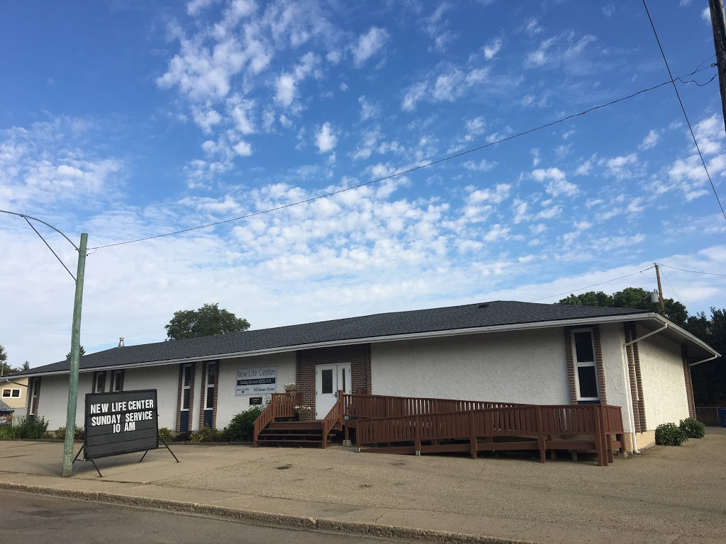 New Life Center   church   916 Brown St, Moose Jaw, SK S6H 2Z2, Canada   3066936336 OR +1 306-693-6336