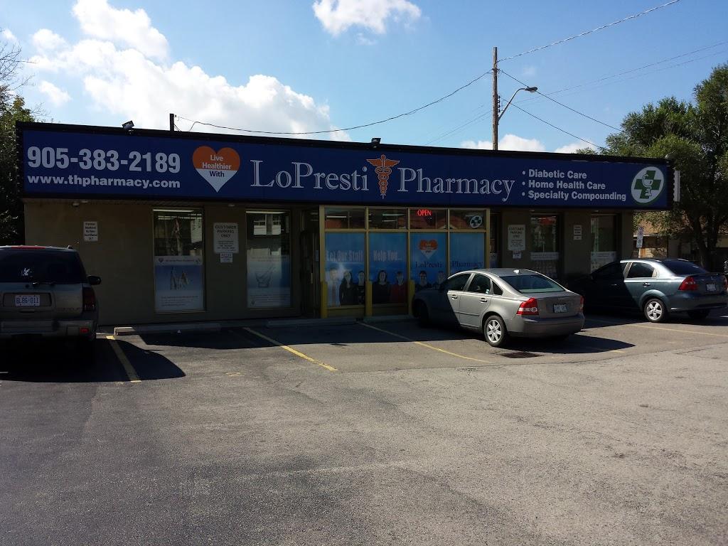 LoPresti Pharmacy | health | 770 Concession St, Hamilton, ON L8V 1C8, Canada | 9053832189 OR +1 905-383-2189