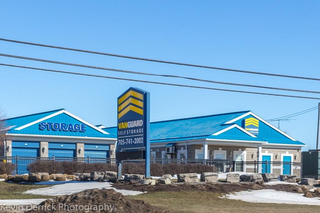 Vanguard Self Storage | storage | 1604 Chemong Rd, Peterborough, ON K9J 6X2, Canada | 7057412002 OR +1 705-741-2002
