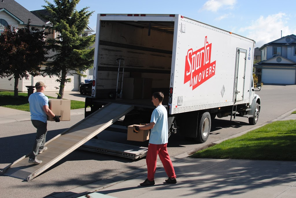 Sparta Movers | moving company | 1134 17 Ave NW, Calgary, AB T2M 0P6, Canada | 4034027992 OR +1 403-402-7992