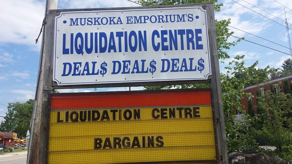 Muskoka Emporium Liquidation Centre   store   3067 Frank Miller Memorial Rte, Torrance, ON P0C 1M0, Canada