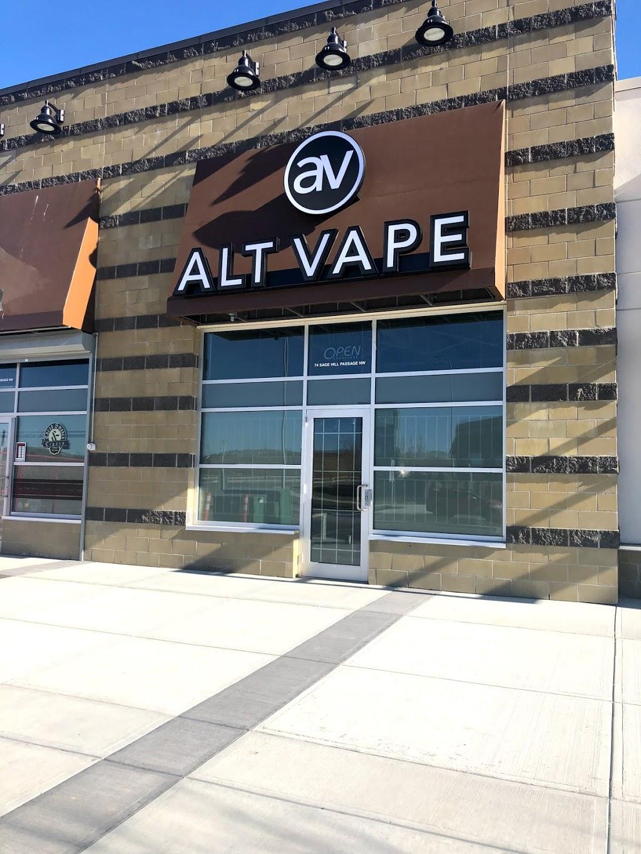 Alt Vape - Shopping mall   74 Sage Hill Passage Northwest